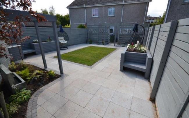 Finsihed garden 1
