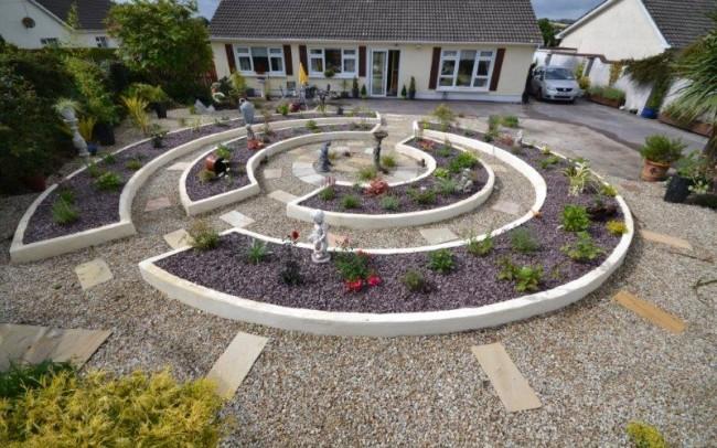 Kathleen's back garden 3
