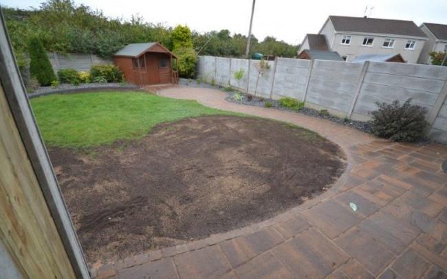 Breda's back garden 4